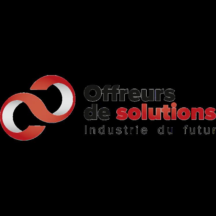 logo offreurs de solution pour l'industrie du futur